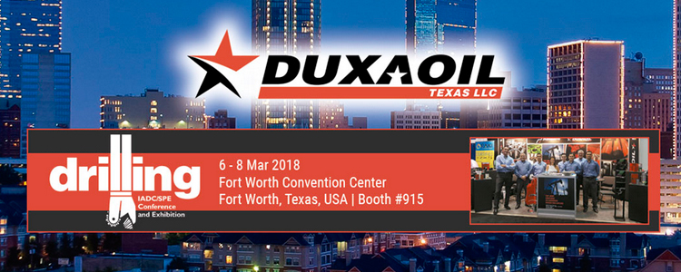 Duxaoil expo Fort Worth
